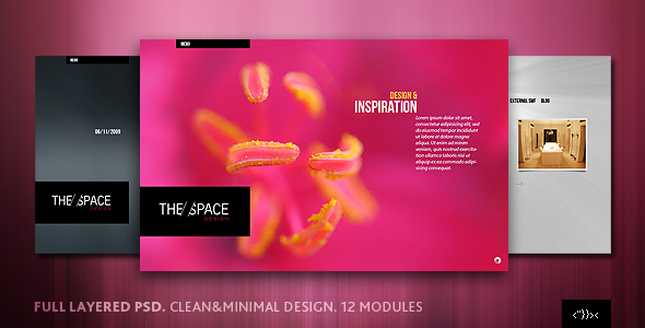 Broadside PSD Template - 