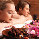 Attractive couple relax at the spa salon. - PhotoDune Item for Sale