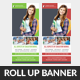 School Education Rollup Banners - GraphicRiver Item for Sale