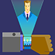 Smart Watch Illustration - GraphicRiver Item for Sale