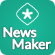 NewsMaker - CMS and Social Network