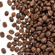 coffee beans on white background - PhotoDune Item for Sale