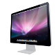 Apple 24 inch led cinema display (uv textured) - 3DOcean Item for Sale