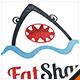 Fat Shark Logo - GraphicRiver Item for Sale