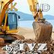Excavator - VideoHive Item for Sale