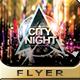 DJ Guest City Futurism Flyer Design - GraphicRiver Item for Sale
