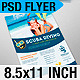 Sports Flyer: Diving - GraphicRiver Item for Sale