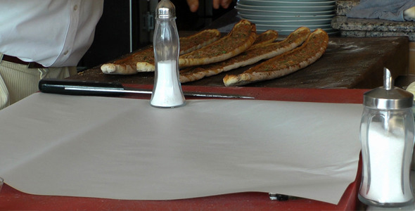 Turkish Pizza Pita 4