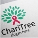 Charitree Logo - GraphicRiver Item for Sale
