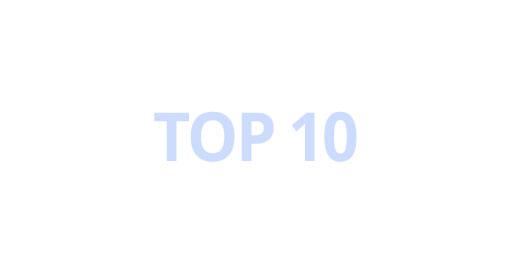 TOP 10 TRACKS!