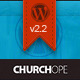 ChurcHope - Responsive WordPress Theme - ThemeForest Item for Sale