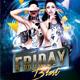 Friday Blast Flyer - GraphicRiver Item for Sale