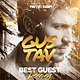 Best Guest DJ Flyer Template Vol. 2 - GraphicRiver Item for Sale
