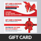Multi Use Business Gift Voucher - GraphicRiver Item for Sale