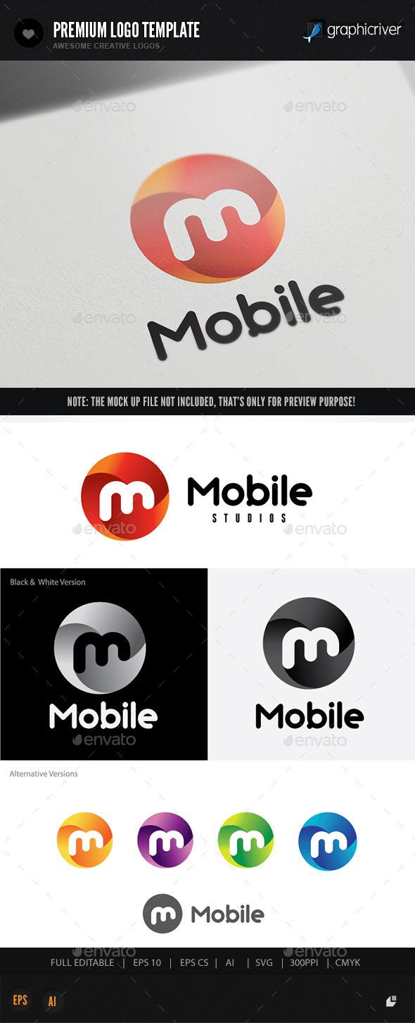 GraphicRiver Mobile 9793155