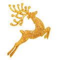Beautiful golden reindeer decoration - PhotoDune Item for Sale