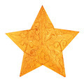 Christmas golden star decoration - PhotoDune Item for Sale