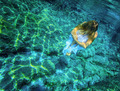 Underwater meditating - PhotoDune Item for Sale