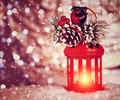 Beautiful Christmas lantern - PhotoDune Item for Sale