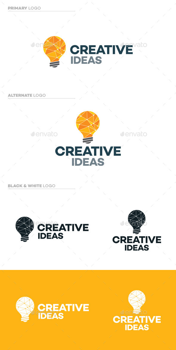 GraphicRiver Creative Bulb 9793482
