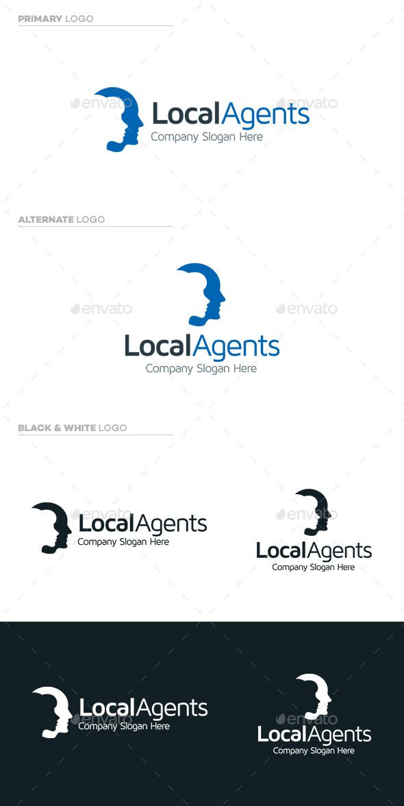 GraphicRiver Local Agents 9793629