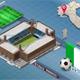 Isometric Stadium, Marassi, Genova, Italy - GraphicRiver Item for Sale