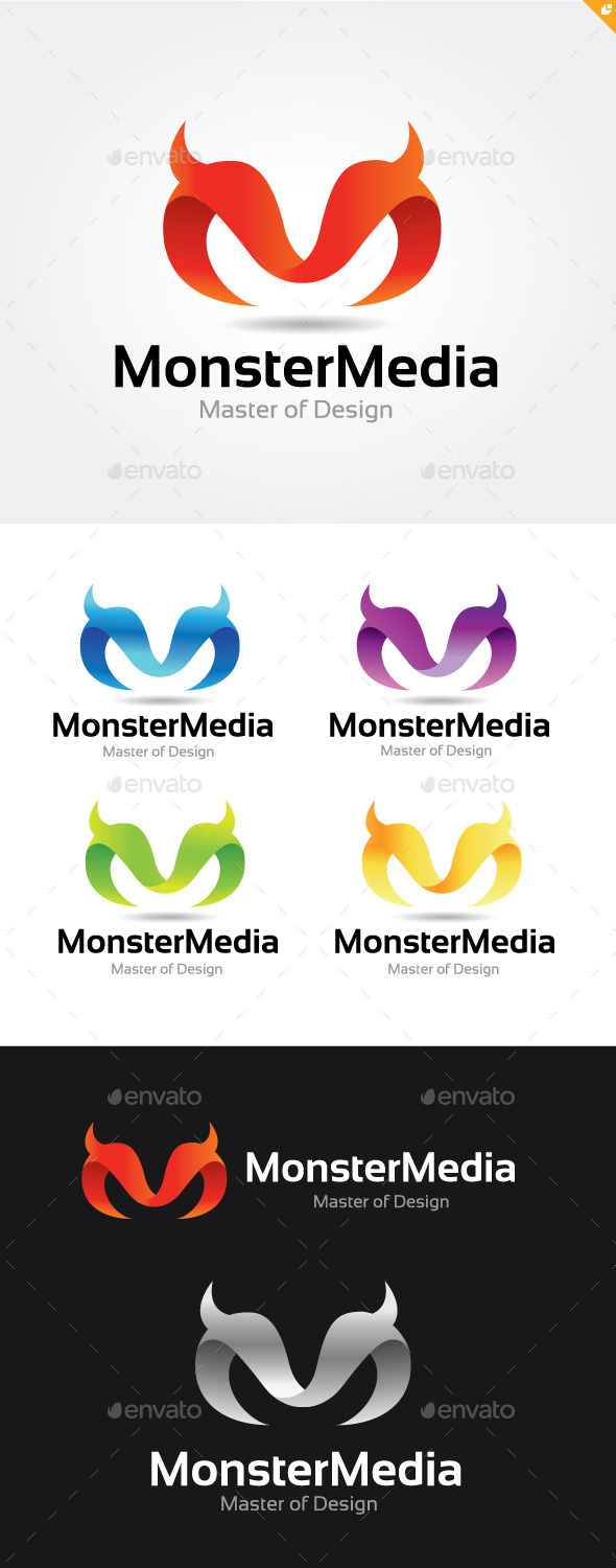 GraphicRiver Monster Media 9793855