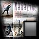 Ipad & Tablet Artistic Magazine - GraphicRiver Item for Sale