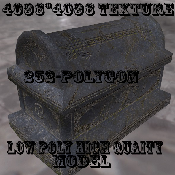 King_Tomb - 3DOcean Item for Sale