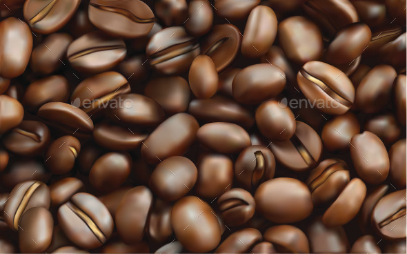 GraphicRiver Coffee Background 9794989