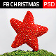 FB Christmas Cover V1 - GraphicRiver Item for Sale