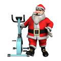 Santa Fitness  - PhotoDune Item for Sale