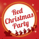 Red Christmas Party Template 50 - GraphicRiver Item for Sale
