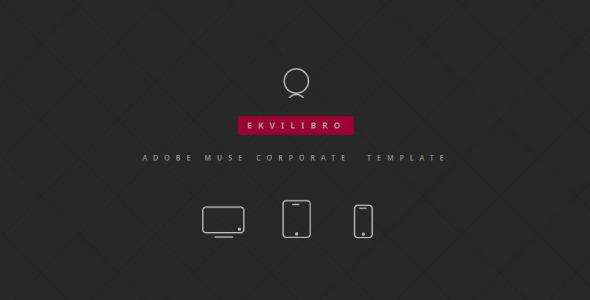EKVILIBRO - Corporate Muse Templates