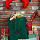Santa Claus Bag on Hearth - PhotoDune Item for Sale