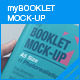 myBooklet Mock-up - GraphicRiver Item for Sale