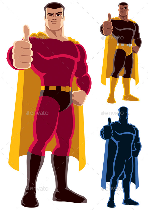 Superhero Approving