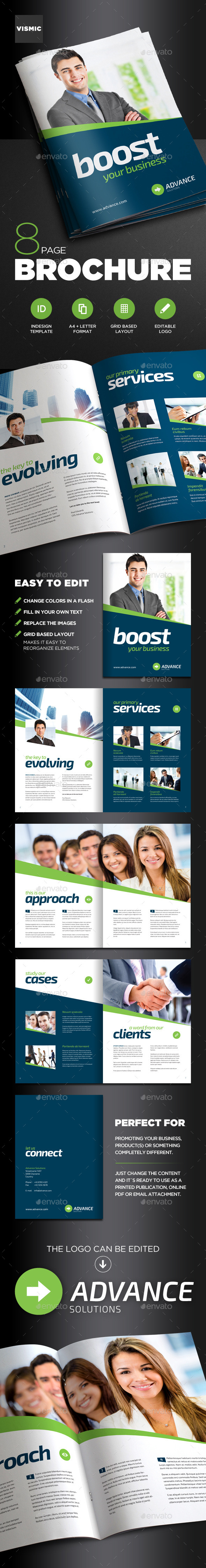 GraphicRiver Business brochure 9795797