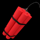 Dynamite explosive pack (uv-unwrapped, textured) - 3DOcean Item for Sale