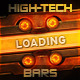 High-Tech Loading Bars - GraphicRiver Item for Sale
