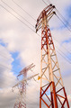 High Voltage Electric Transmission Tower - PhotoDune Item for Sale