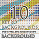 10 Background Retro - GraphicRiver Item for Sale