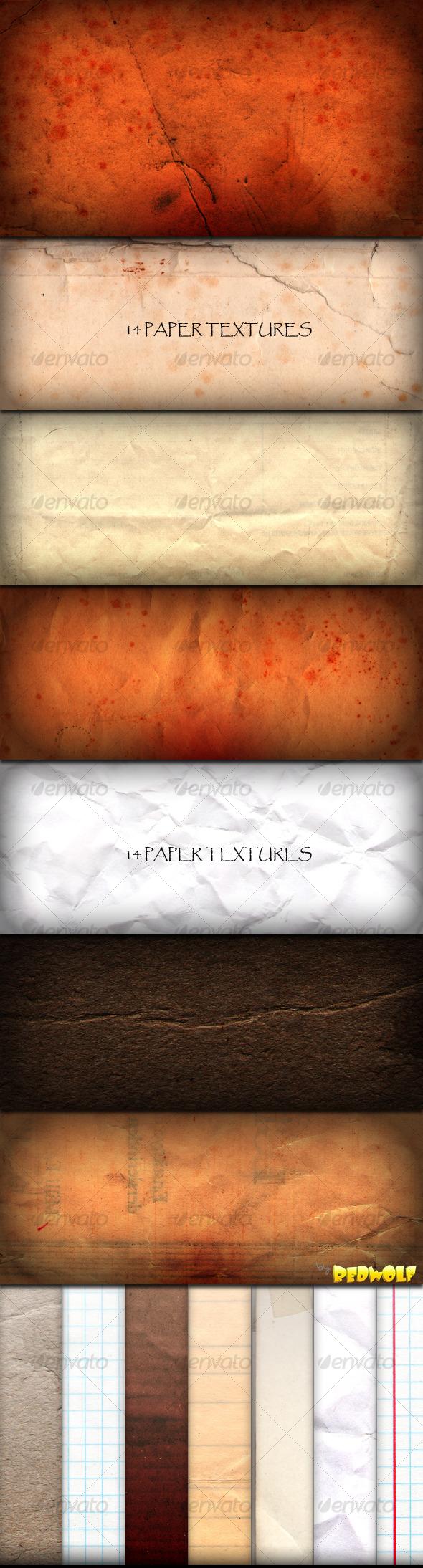 Paper Textures - Paper Textures