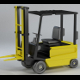 Forklift Truck - 3DOcean Item for Sale