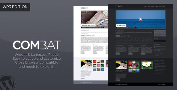 COMBAT Wordpress Edition
