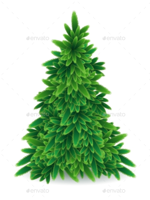 GraphicRiver Christmas Tree 9796645