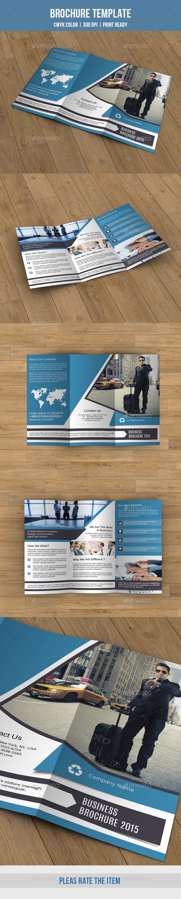 GraphicRiver Trifold Business Brochure-V202 9796768