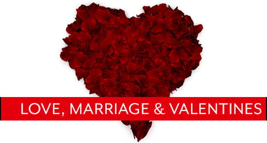 Love, Marriage & Valentines Day Collection