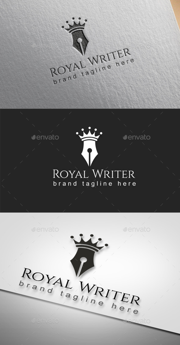 GraphicRiver Royal Writer 9714795