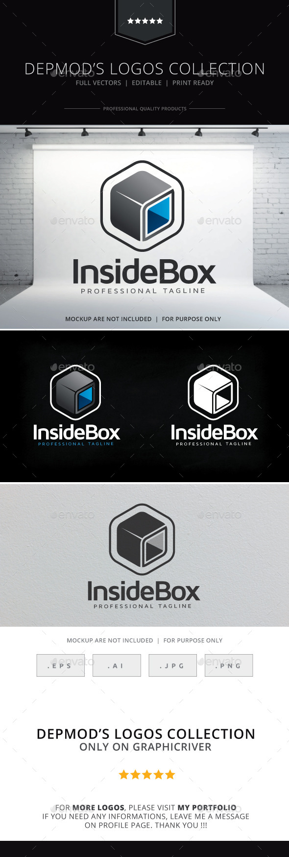 GraphicRiver Inside Box Logo 9796863
